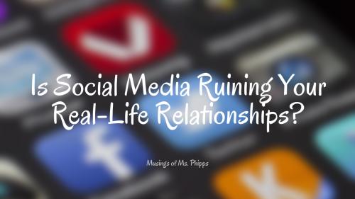 Media destroys relationships social 10 Reasons